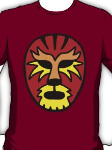 Tiger Wrestling Mask T-Shirt
