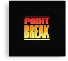 Point Break Movie 2016 Canvas Print