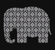 Damask Elephant by rapplatt