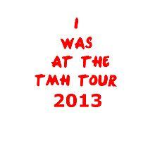 TMH Tour  Photographic Print