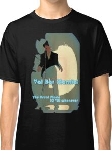 Val Bar (Narnia) flyer Classic T-Shirt