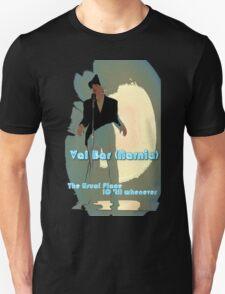 Val Bar (Narnia) flyer Unisex T-Shirt