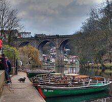 Knaresborough, Yorkshire by PaulHelsby