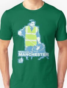 Welcome to Manchester Tevez T-Shirt