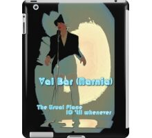 Val Bar (Narnia) flyer iPad Case/Skin