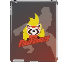 Fire Ferrets iPad Case/Skin