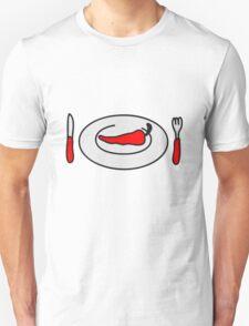 Eat Peperoni T-Shirt