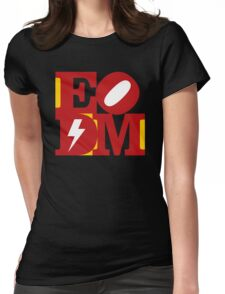 EoDM LOVE Womens Fitted T-Shirt