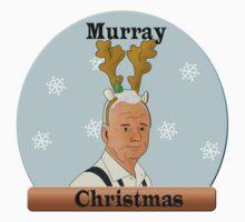 Murray Christmas One Piece - Short Sleeve