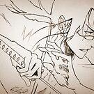 Jin - Samurai Champloo by Vinizzz