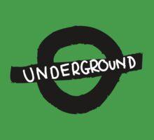 Underground One Piece - Short Sleeve