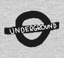Underground One Piece - Long Sleeve