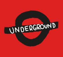 Underground by iliketrees