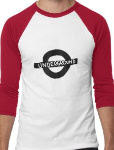 Underground Men's Baseball ¾ T-Shirt