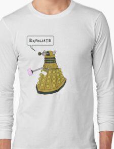 EXFOLIATE Dalek Long Sleeve T-Shirt