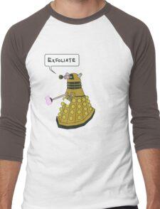 EXFOLIATE Dalek Men's Baseball ¾ T-Shirt
