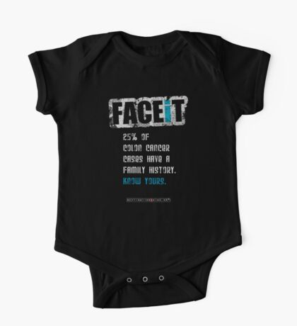 FACEiT - Family History One Piece - Short Sleeve