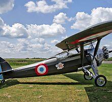 Morane-Saulnier MS.315E-d2 No 354 G-BZNK by Colin Smedley