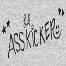 Lil AssKicker by omgkatkat