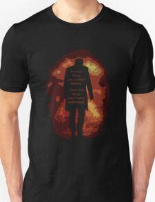 The God Speech Unisex T-Shirt