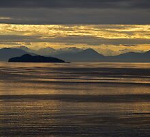 Alaska Morning by Matthew Elliott