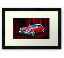 1954 Buick Skylark Convertible Framed Print