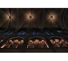 Ceiling symmetry Photographic Print