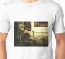 Anti-social Old Fart Unisex T-Shirt