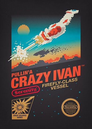 Crazy Ivan by victorsbeard
