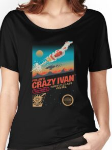 Crazy Ivan Women's Relaxed Fit T-Shirt