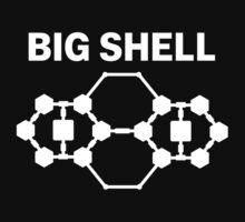 MGS2 - Big Shell (White) by carnivean
