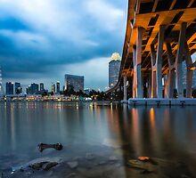 Urban Serenity by Kelvin Won