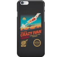Crazy Ivan iPhone Case/Skin