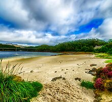 Silver Sands of Morar 3 by Chris Thaxter