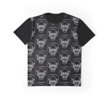Skull rocker  Graphic T-Shirt