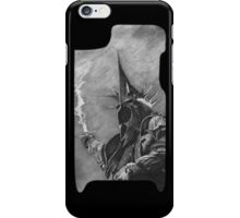 The Witch King of Angmar iPhone Case/Skin