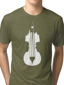 Sherlock's Violin Tri-blend T-Shirt