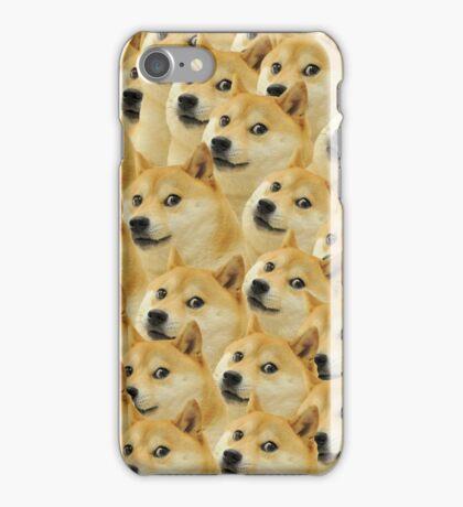 Doge meme case iPhone Case/Skin