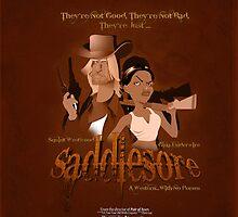 Saddlesore by KeithBanse