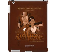 Saddlesore iPad Case/Skin