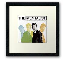 The mentalist Framed Print