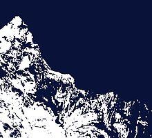 Mountain Peak by lanesloo