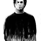 DARK COMEDIANS: Will Ferrell by Zombie Rust