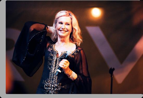 Olivia Newton-John in Concert by michaelroman