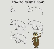 How To Draw Bears by thedoormouse