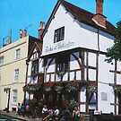 Duke of Wellington Tudor pub Southampton by martyee