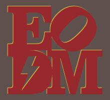 EoDM LOVE - Variant One Piece - Short Sleeve