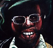Curtis Mayfield by ctstheman