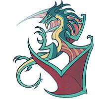 Green Dragon by etall