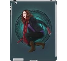 Amy and the Pandorica (Doctor Who) iPad Case/Skin